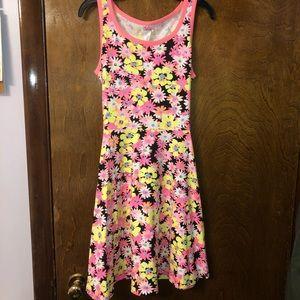 Justice Flower Dress
